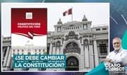 """AAR sobre la Constitución: """"No se necesita cambiar"""""""