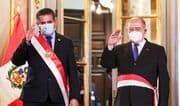 Merino tomó juramento al nuevo Gabinete Ministerial - RTV Noticias