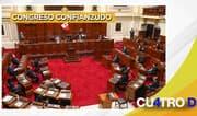 Cuatro D: Congreso confiianzudo