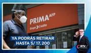 Retiro de AFP: se inicia el envío de solicitudes para retirar hasta S/17,200 | RTV Economía