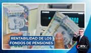 Rentabilidad de los fondos de pensiones