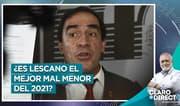 """AAR sobre Lescano: """"En una segunda vuelta, puede acabar ganándole a varios"""""""