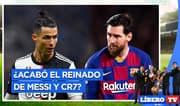 ¿Acabó el reinado de Messi y CR7 en el fútbol mundial? - Líbero TV