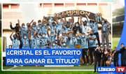 ¿Cristal es el gran favorito para ganar el título de la Liga 1? - Líbero TV