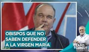 "AAR sobre Heduardicidios: ""¿Dónde mancha a la Virgen? Se refiere a López"""