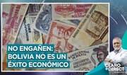 """AAR a Lescano y Mendoza: """" No engañen, Bolivia no es un éxito económico"""""""
