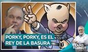 """AAR sobre RP: """"No solo está manchando a la Virgen, sino también a Porky"""""""