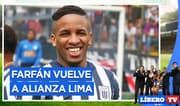 CONFIRMADO: Jefferson Farfán ya es jugador de Alianza Lima - Líbero TV