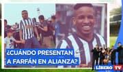 ¿Cuándo presentan a Jefferson Farfán en Alianza Lima? - Líbero TV
