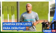 ¿Farfán está listo para debutar ante Cusco FC? - Líbero TV