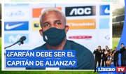 ¿Jefferson Farfán debe ser el capitán de Alianza Lima? - Líbero TV
