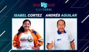 Isabel Cortez y Andrés Aguilar apuestan por trabajos dignos