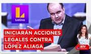 Mónica Delta iniciará acciones legales contra López Aliaga - RTV Noticias