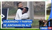 ¿Guerrero y Farfán se juntarán en Alianza el 2022? - Líbero TV