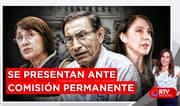 Vacunagate :Vizcarra, Mazzetti y Astete ante la Comisión Permanente - RTV Noticias