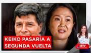 Segunda vuelta 2021: Castillo vs. Fujimori - RTV Noticias