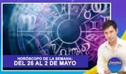 Horóscopo de la semana: Del 26 abril al 2 de mayo | Señales con Jhan Sandoval