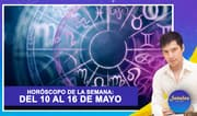 Horóscopo de la semana: Del 10 al 16 de mayo | Señales con Jhan Sandoval