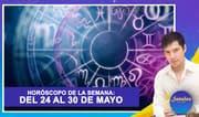 Horóscopo de la semana: Del 24 al 30 de mayo | Señales con Jhan Sandoval
