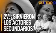 Cuatro D: 2V: ¿Sirvieron los actores secundarios?