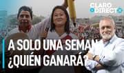 """AAR sobre Keiko y Castillo: """"Se han puesto muy pegaditos"""""""