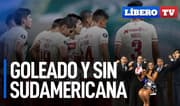 ¿Lo de la 'U' fue un fracaso en la Copa Libertadores? - Líbero TV