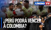 ¿Perú podrá vencer hoy a Colombia y recuperar el paso en Eliminatorias? - Líbero TV
