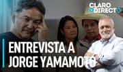 """Yamamoto: """"Necesitamos una comprensión seria de la realidad peruana"""""""