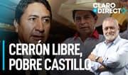 "AAR sobre Vladimir Cerrón: ""Va a comenzar a arrinconar a Pedro Castillo"""