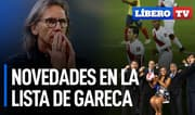 Las sorpresas en la lista de Gareca para la Copa América - Líbero TV