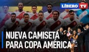 Presentación oficial de camiseta de la selección para la Copa América - Líbero TV