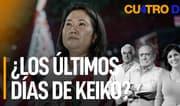 Cuatro D: ¿Los últimos días de Keiko?