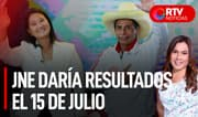 JNE espera que para el 15 de julio se haya anunciado al candidato ganador - RTV Noticias