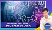 Horóscopo de la semana: Del 05 al 11 de julio   Señales con Jhan Sandoval