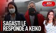 """Sagasti a Keiko Fujimori: """"Un presidente no es un árbitro"""" - RTV Noticias"""