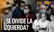Cuatro D: ¿Se divide la izquierda?