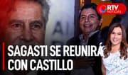 Sagasti sostendrá reunión con Castillo en Palacio a las 4pm - RTV Noticias