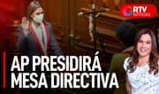 María del Carmen Alva, de AP, es la nueva presidenta del Congreso - RTV Noticias