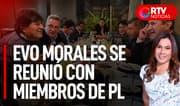 Evo Morales se reunió con varios miembros de Perú Libre - RTV Noticias