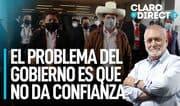 """AAR sobre Castillo: """"Se ha encargado de demoler la confianza"""""""