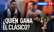 """Alianza o la """"U"""": ¿Quién gana el clásico de hoy? - Líbero TV"""
