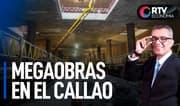 Megaobras en el Callao   RTV Economía