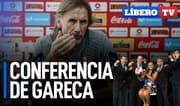 Conferencia de Ricardo Gareca: lista de convocados - Líbero TV