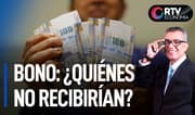 El bono: primer estímulo fiscal del gobierno de Castillo   RTV Economía