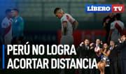 ¿Por qué Perú no pudo sumar de a tres ante Uruguay? - Líbero TV