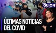 Últimas noticias del COVID - Sin guion con Rosa María Palacios