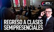 Regreso a clases semipresenciales en Perú   RTV Economía