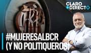 """AAR: """"No debe haber politiquería en el BCR"""""""