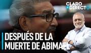 """José Carlos Agüero sobre Abimael Guzmán: """"Su muerte marca un antes y un después"""""""