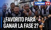 ¿Alianza es el favorito para ganar la Fase 2? - Líbero TV